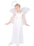 ANGEL GIRLS NATIVITY FANCY DRESS COSTUME